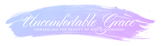 Uncomfortable Grace | Katie Heid, Speaker, Writer, Wife & Mom
